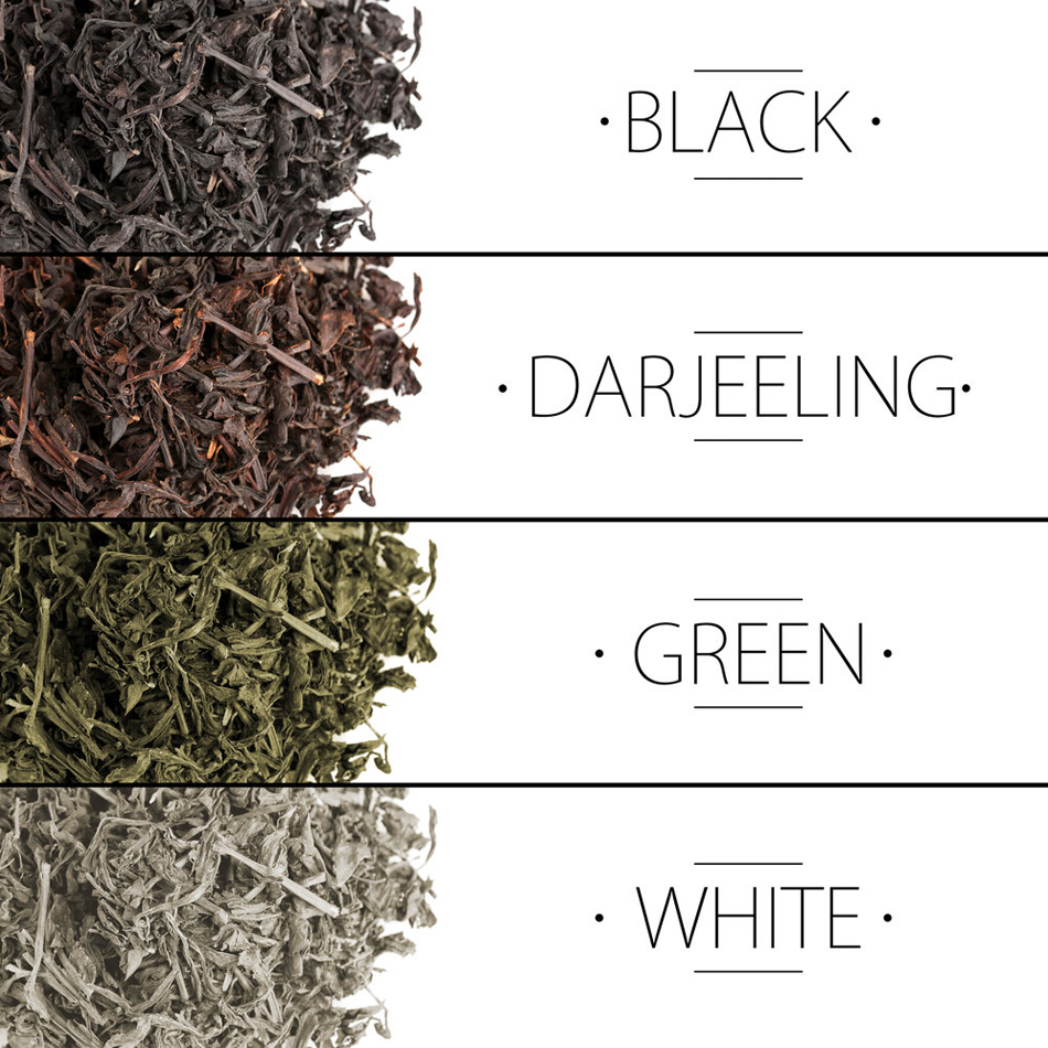 Tee Arten